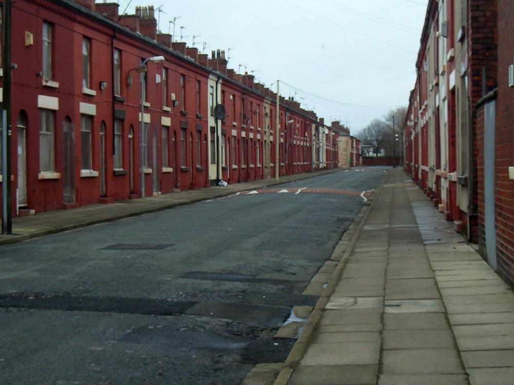 desrted-street